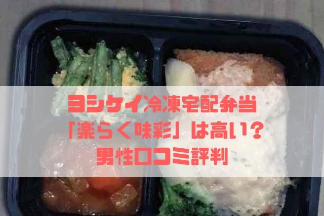 ヨシケイ 冷凍弁当