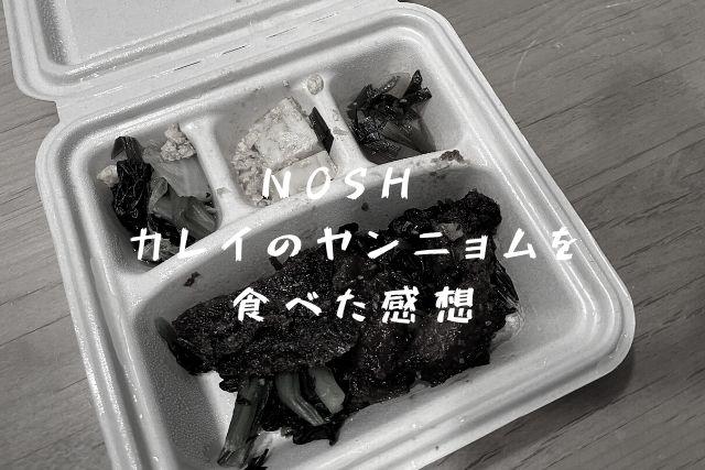 nosh 口コミ